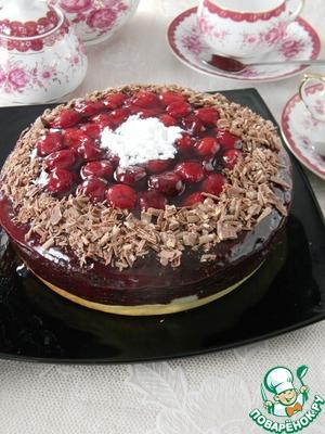 """Рецепт Торт """"воскресный"""""""