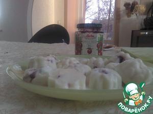 Конфетки из йогурта простой пошаговый рецепт приготовления с фотографиями