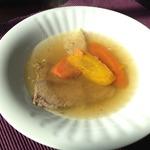 Говяжий суп по-венски