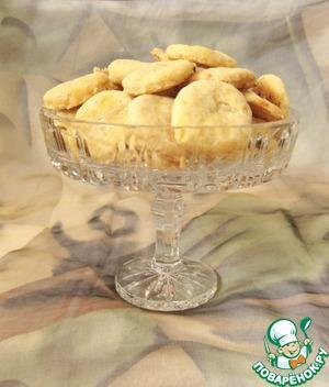 Рецепт Луковое печенье
