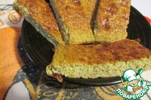 Рецепт Брокколи-хлеб