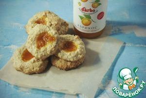 Рецепт Кокосовые печеньки