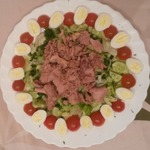 Салат из тунца Мой вариант