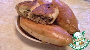 Как готовить Пирожки с рыбой, быстрые домашний рецепт приготовления с фото пошагово