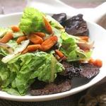 Салат для мужчин с ростбифом