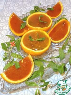 Рецепт Абрикосовые апельсины
