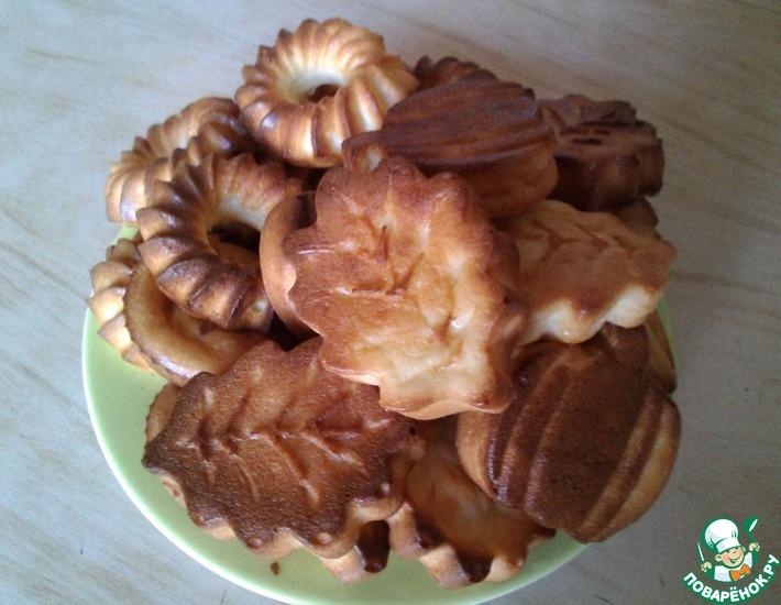 Рецепт: Сырники в духовке Спасатели