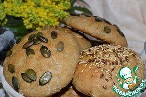 Готовим Пшенные хлебцы вкусный рецепт приготовления с фото пошагово