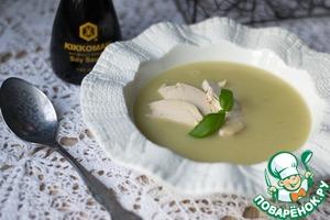 Рецепт Суп-пюре с курицей