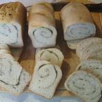 """Хлеб """"Улитки"""" на закваске"""