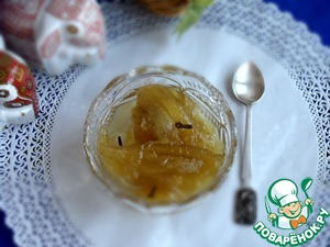 Рецепт Баклажаны десертные