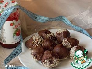 Рецепт Инжирные конфетки-пирожные