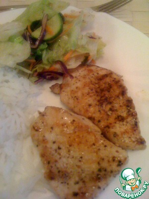 Куриная грудка на гриле вкусный пошаговый рецепт с фотографиями готовим