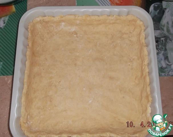 Пирог творожный рецепты с фото по домашнему