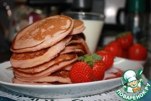 Рецепт Блинчики на йогурте