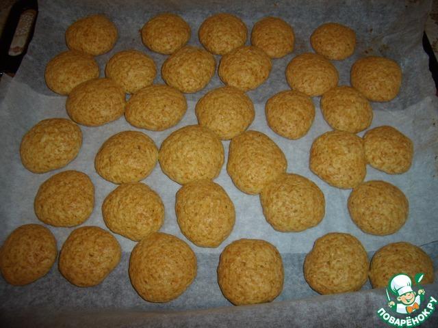 печенье рецепты с фото простые с медом