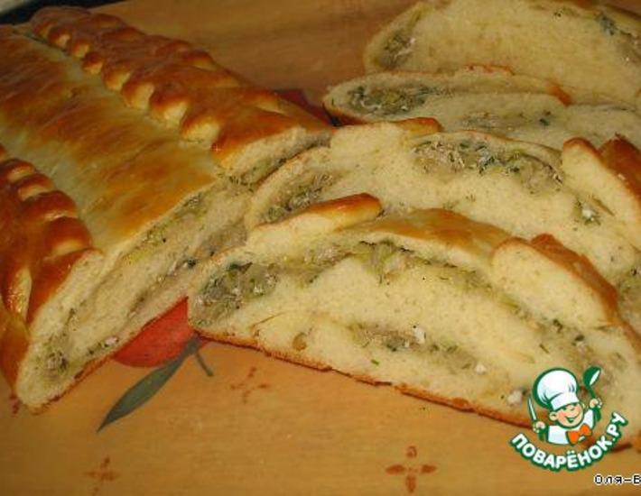 Кулебяка с капустой: пошаговые рецепты приготовления с фото