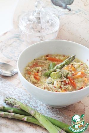 Рецепт Французский весенний суп