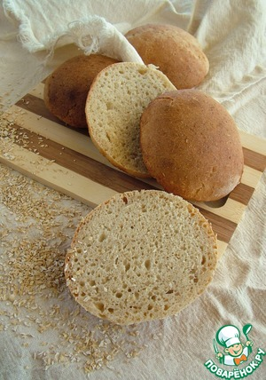Рецепт Докторские хлебцы по ГОСТу