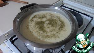 Рецепт Сливочно-картофельный суп-пюре