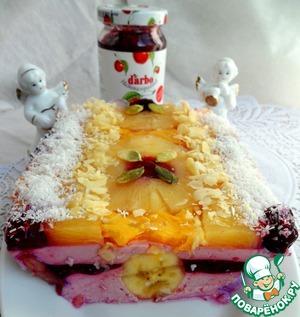 Рецепт Фруктово-творожный десерт с D'arbo