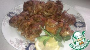 Рецепт Пузанинка по-домашнему из баранины