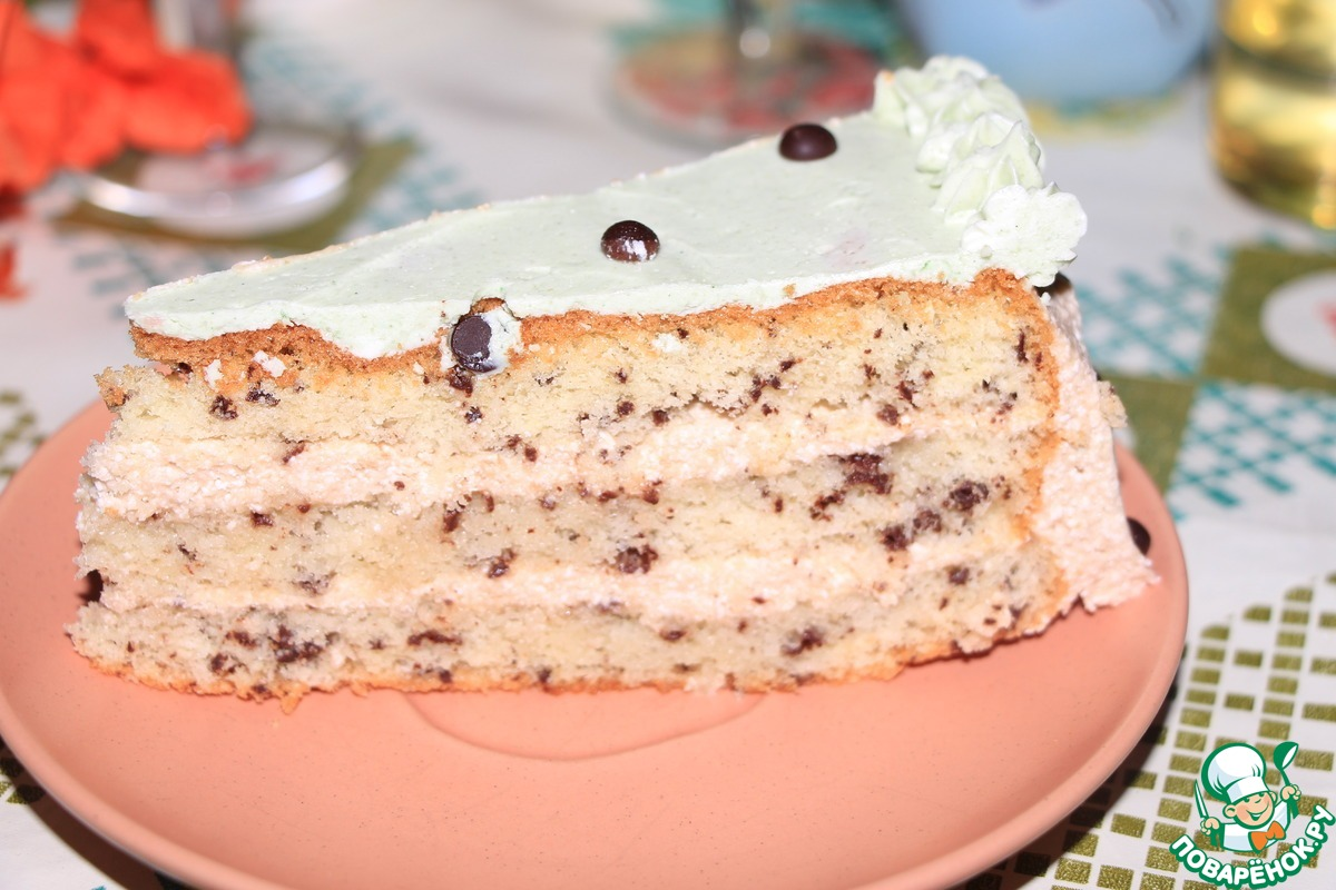 Как выпекать торт киевский