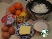 """Творожный пирог """"Ноктюрн"""" ингредиенты"""