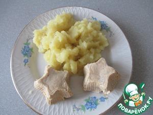 Вкусный рецепт приготовления с фотографиями Суфле из телятины в мультиварке