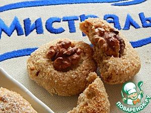 Рецепт Вкусное постное печенье