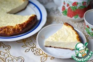 Как готовить Творожная запеканка с кус-кусом вкусный рецепт приготовления с фотографиями