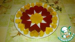 Рецепт Желейные конфетки на агар-агаре и мои эксперименты