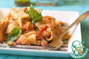 Паста аль форно с томатами и сухарями вкусный рецепт с фото пошагово готовим