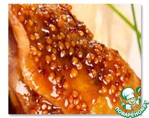Рецепт Курица в бальзамической карамели