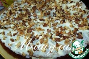 Рецепт Мамин маковый тортик