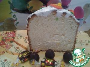 Рецепт Бабушкина Пасха