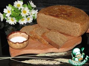 Рецепт Хлеб на ржаном солоде