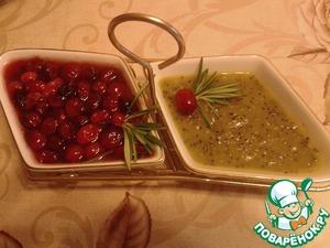 Рецепт Фруктовый соус к мясу и птице