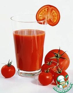 Полезные свойства томатного сока