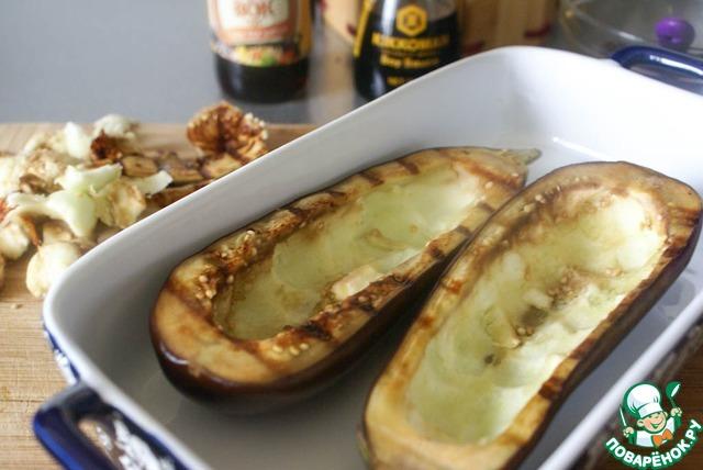 как приготовить баклажаны как на гриле но в духовке