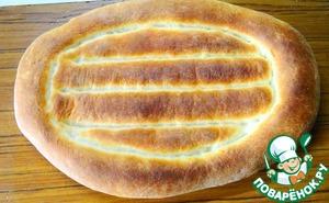"Рецепт Армянский хлеб ""Матнакаш"""