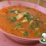 Рыбный суп из Хорватии