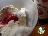 Пирожные с чиз-кремом и конфитюром ингредиенты