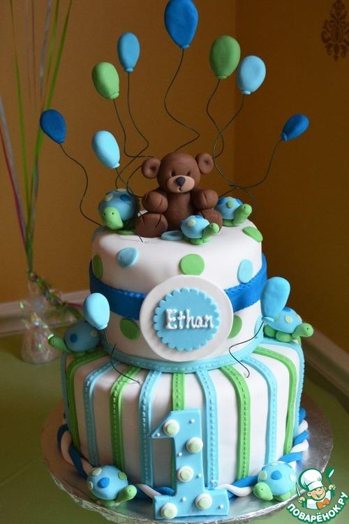 Интересные торты на день рождения