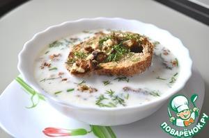 Рецепт Картофельный крем-суп