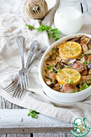 Рецепт Кролик, запеченный в духовке