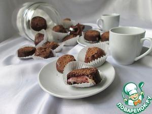 Рецепт Конфеты с малиновым чизкейком. Два варианта