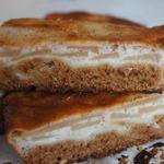 Яблочно-йогуртовый пирог