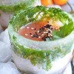 Напиток томатный «Холодный, бодрящий»
