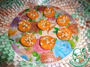 Рецепт Желе из киви в абрикосовых дольках